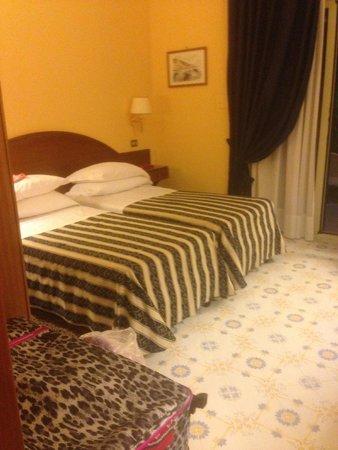 Best Western Hotel La Solara Sorrento: Standard Twin Room