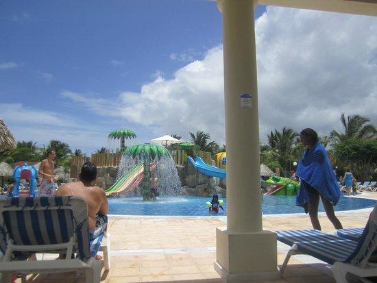 Luxury Bahia Principe Esmeralda Don Pablo Collection : Great kids water park