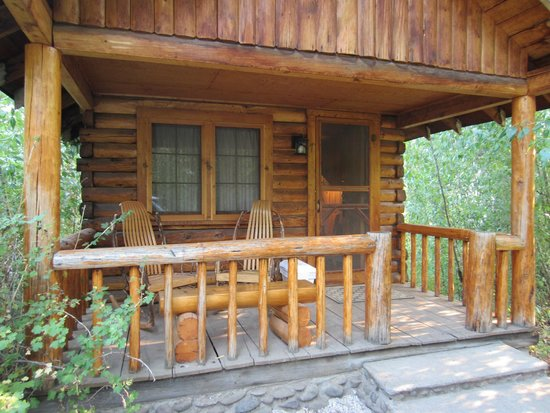 Shoshone Lodge & Guest Ranch: Cabin Creek #7