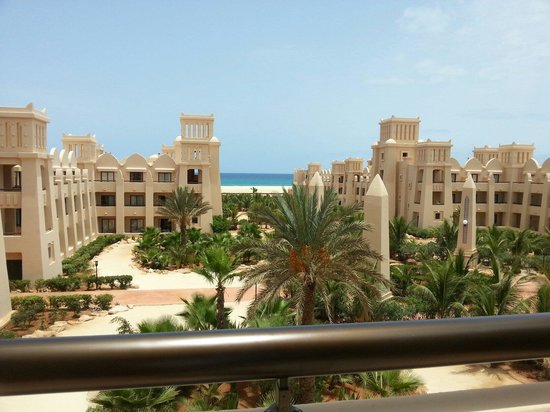 Hotel Riu Touareg : A room with a view