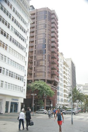 Porto Bay Rio Internacional Hotel: Beautiful hotel