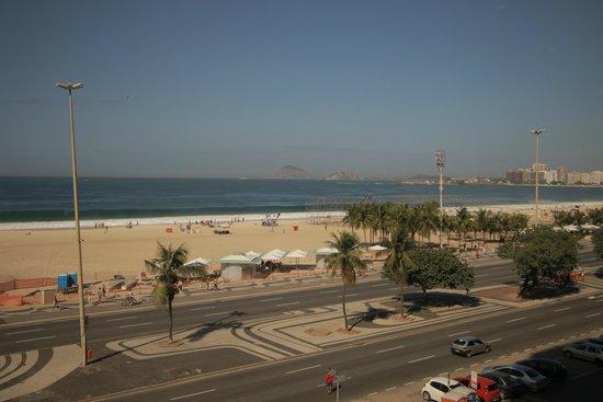 Porto Bay Rio Internacional Hotel: The view from the hotel