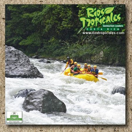 Rios Tropicales: Pacuare River, Costa Rica