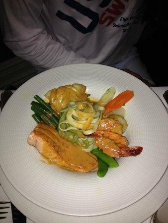 Bonaparte: seafood