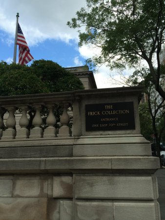 Frick Collection: 西側