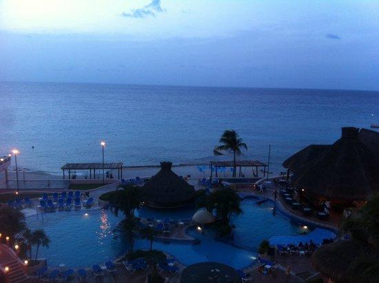 El Cozumeleno Beach Resort: Hermosa vista