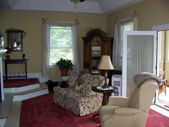 Andon-Reid Inn Bed and Breakfast : Magnolia Suite