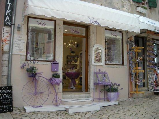 Old Town, Rovinj - Viola boutique