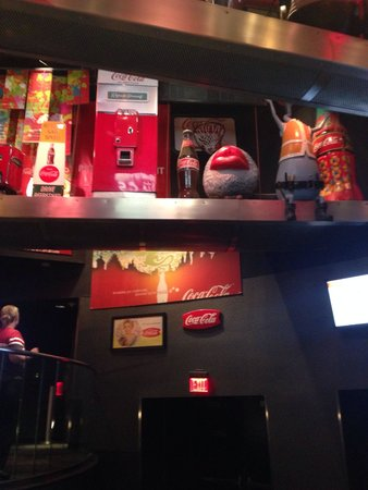 World of Coca-Cola : Cocacola