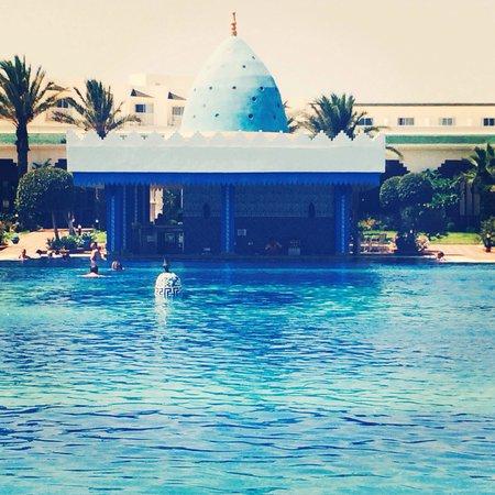 Concorde Hotel Marco Polo: Piscina riu marco polo hammamet 2014