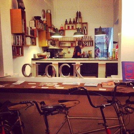 Cafe Clock : Perfetto!