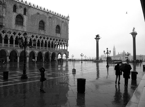Piazza San Marco (Place St Marc) : Plaza San Marcos