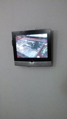 Cartagena Premium Hotel : el tv