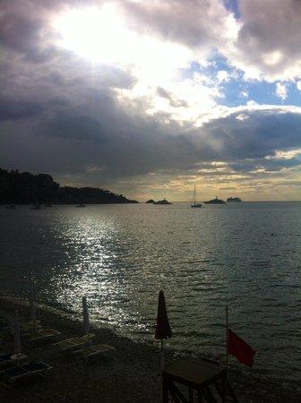 Il Cantone Del Faro: Terrace view