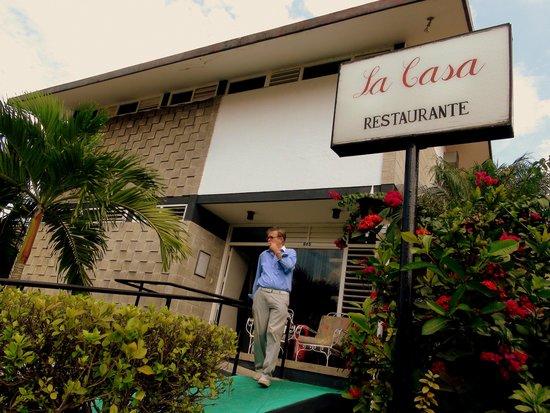 Restaurante La Casa: Fundado en agosto de 1995