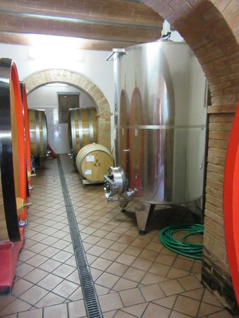 Tours By Roberto : Winery tour