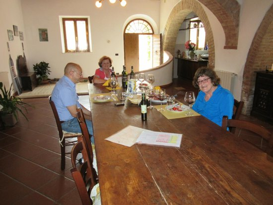 Tours By Roberto : Lunch