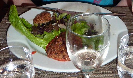 L'Ecurie Restaurant : Les farcis niçois