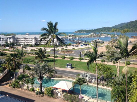 at Boathaven Spa Resort: View From The Penthouse