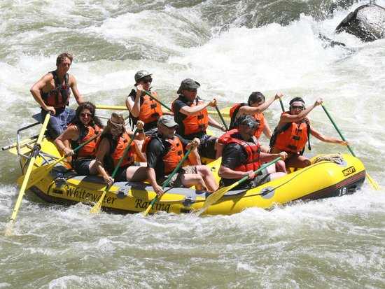 Whitewater Rafting, LLC: Great time on Roaring Fork River