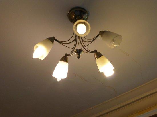 Dunsley Hall: odd light room 5