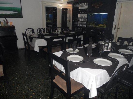 Restaurant La Casa: Reservado Restaurant La Casa