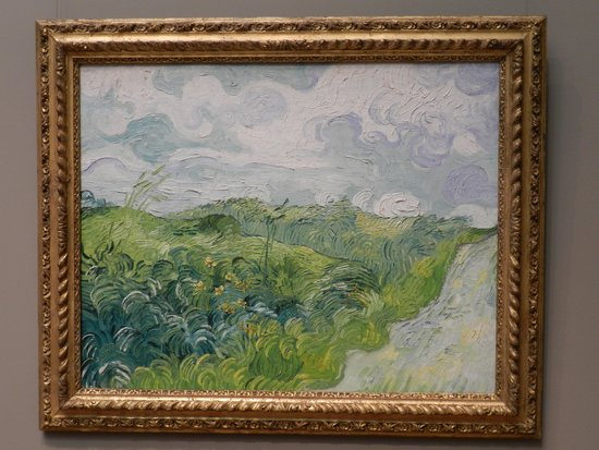 National Gallery of Art: Van Gogh impressionism