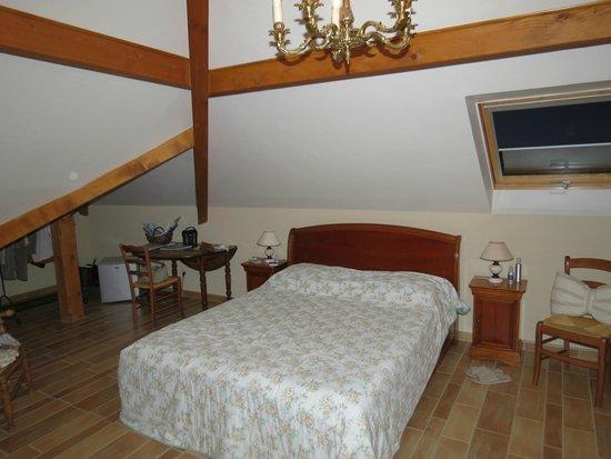 Cernex, Francia: Chambre Jaune