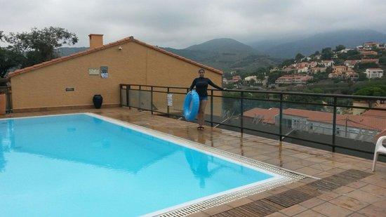 Hôtel Madeloc : Pool