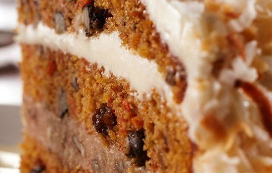 Shula's 2 Steak & Sports: Carrot Cake