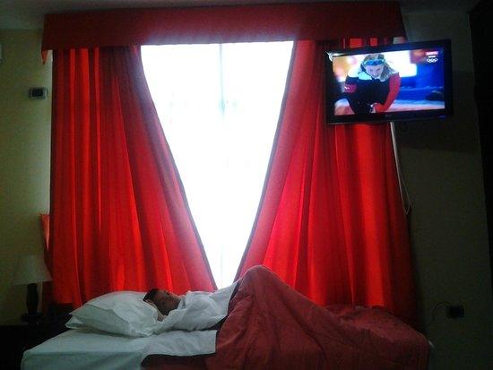 Hotel B'liam: la habitacion de primera