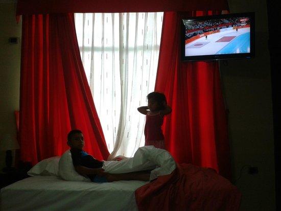 Hotel B'liam: descansando despues del vieje