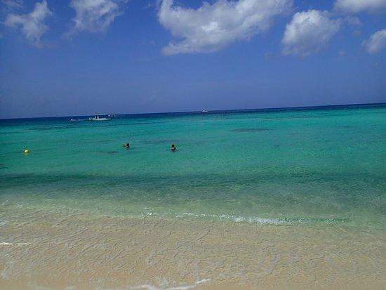 Playa Palancar: NIce swim area