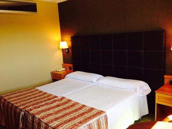 Hotel Coto Real: Dormitorio