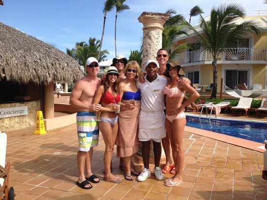 Excellence Punta Cana: Great times!  August 2014