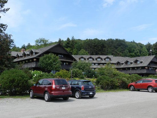 Trapp Family Lodge : The Lodge