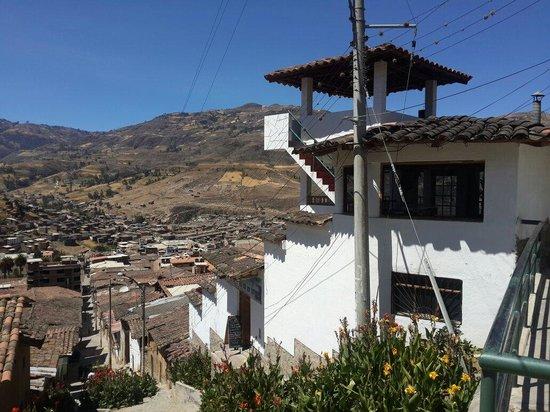 Otuzco, Peru: MIRADOR ANDINO