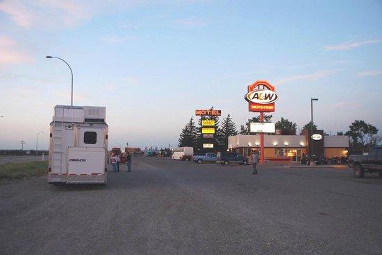 A&W Restaurant: A&W Fort Macleod, Alberta