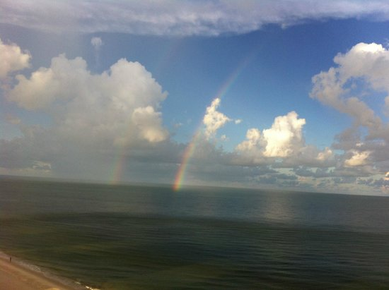 LaPlaya Beach & Golf Resort, A Noble House Resort: Rainbow Room View