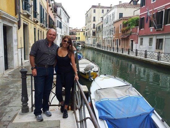 Bellini Venezia : paseando