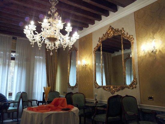 B4 Bellini Venezia : entrada al hotel