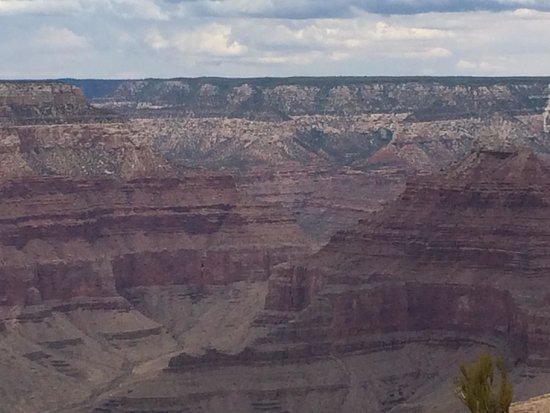 Grand Canyon Railway: What A View