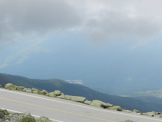 Mount Washington Auto Road: nice views