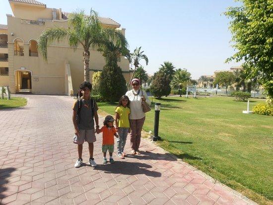 Mövenpick Hotel Cairo-Media City: IBRAHIM ELMAHDY
