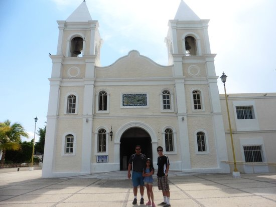 San Jose del Cabo Church: Exterior of Mission of San Jose del Cabo, located next to the Town Square.