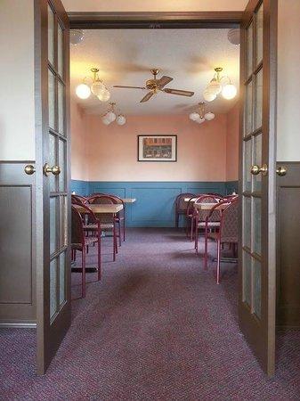 Best Seven Inn: Dining Area