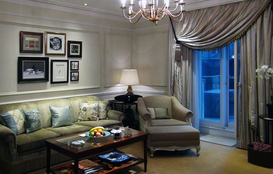 Mandarin Oriental Hyde Park, London: New but classic splendour of decor