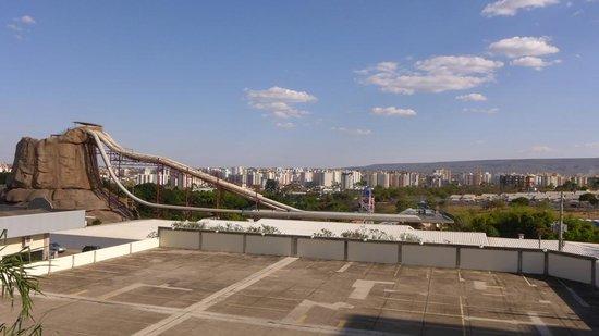 Villas diRoma: Vista da Janela Área de serviço