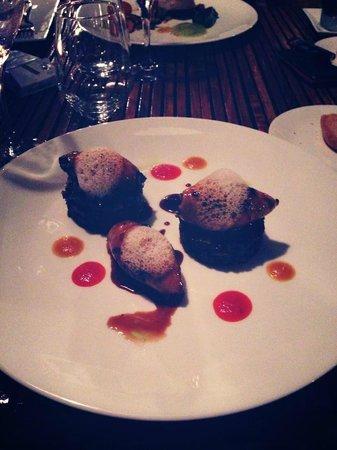 Restaurant Peron : Calamars