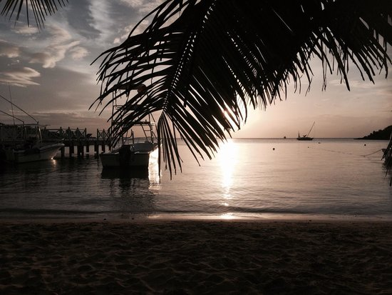 Sundowners sunset